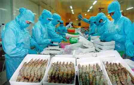 Xuất nhập khẩu hải sản